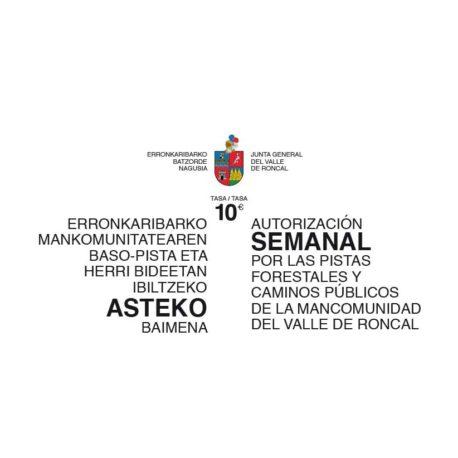 ENTRADAS-SARRERA-10€c
